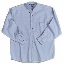 Jerzees XL Denim Shirts in Blue NEW  - $16.51 CAD