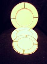 3 Plates Wedgwood Vera Wang aspen - $49.99
