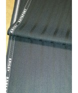 120'S English  Wool Suit Fabric  10 Yards  Superfine Quality suitings - $117.70