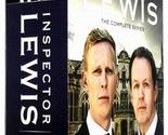 Masterpiece Mystery: Inspector Lewis Series Seasons 1-8 DVD 18 Disc Box Set