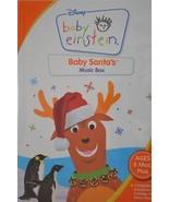 Baby Einstein: Baby Santa's Music Box (DVD, 2004)-Brand New/Sealed - $10.99