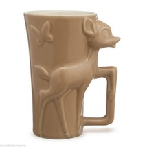 Disney Store Bambi Figural Coffee Cup Mug Ceramic New  2014 - €58,30 EUR