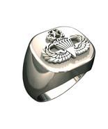 Army Ring - Mens Master Parachutist Badge Ring - $129.95