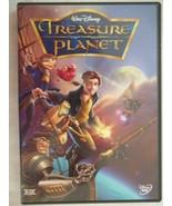Treasure Planet (DVD, 2003)-Like New Condition - $9.99