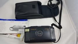 Polaroid Captiva SLR Film Camera with Original Carrying Case Neck Strap ... - $12.38