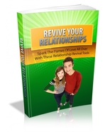 Revive Your Relationships - ebook - $0.59