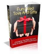 Fun Filled Toys - ebook - $0.59