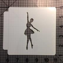 Ballerina Stencil 100 - $3.50+