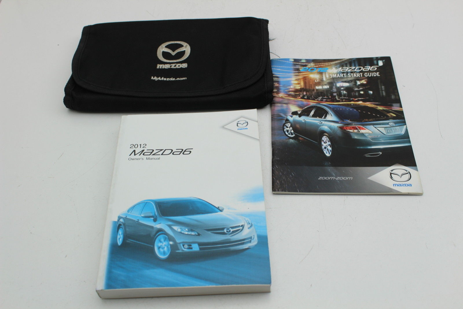 12 Mazda 6 Vehicle Owners Manual Handbook and 50 similar items. S l1600