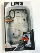 UAG Plasma Case Cover for Apple iPhone X / Xs Smartphone  - Clear Ice - $6.93
