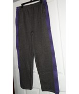 MENS VICTOR SWEATPANTS SIZE XL GRAY HEAVYWEIGHT NEW - $17.99
