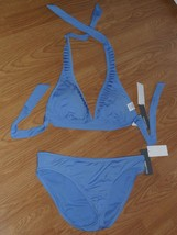 KENNETH COLE SWIMSUIT SIZE S HIPSTER BIKINI LIGHT PURPLE MSRP:$100.00NWT - $39.98