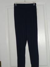 Bella D. Knit Pants Size S Blue Stretch Nwt - $18.89
