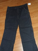 BOYS WRANGLER JEANS SIZE 16 STRAIGHT LEG NWT - $16.99
