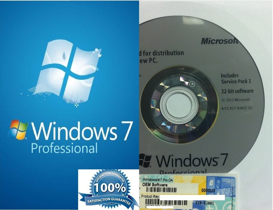 activation key for windows 7 professional 64 bit service pack 1