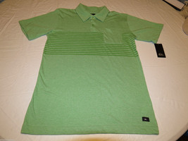 boys youth Quiksilver polo shirt XL xlarge NEW surf skate NWT GKMH shamr... - $19.74