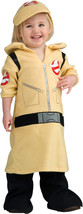 Ghostbusters Girl Infant Toddler Costume - Multiple Sizes Available - $25.15