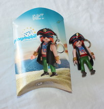 Playmobil  Special Pirate Keychain Key Chain Collector's Club - $14.84