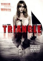 Triangle - movie on DVD - starring Melissa George and Michael Dorman - $5.09