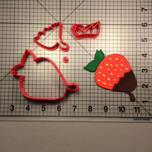 Strawberry Chocolate Cookie Cutter Set - $6.00+