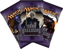 Magic the Gathering Dark Ascension DKA Sealed Booster Pack - $3.95