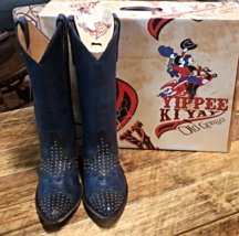 Yippee Ki Yay by Old Gringo Downtown Women's Boots YPK 82-NOW 20% OFF!!!! - $220.00