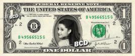 ARIANA GRANDE on REAL Dollar Bill Collectible Celebrity Cash Memorabilia... - $5.55
