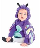 NEW NWT Girls Carter's Halloween 3 Piece Butterfly Costume 6/9 Months - $26.99