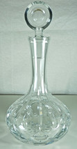 Crystal Wine Decanter - $9.89