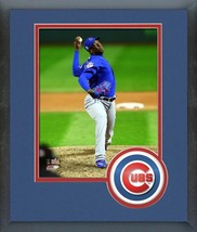 Aroldis Chapman Game 2 of the 2016 World Series - 11x14 Matted/Framed Photo - $42.95