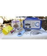 Aqua Chi Foot Bath Detox Pro Model TC5000 +10FREE RINGS BRAND NEW! - $1,723.72