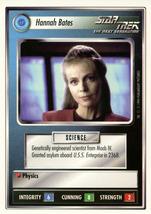 Star Trek CCG - Hannah Bates - $0.99
