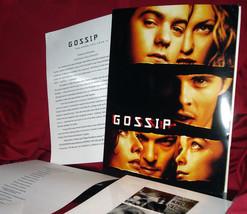 'Gossip' Press Kit +2 Photos/6 Slides-Kate Hudson/Norman Reedus/Joshua J... - $12.95