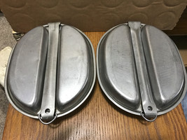 Lot of 2 Vietnam Era U.S. Mess Kits Regal 1966 ... - $40.00