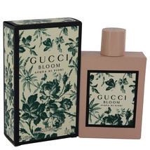 Gucci Bloom Acqua Di Fiori Perfume 3.3 Oz Eau De Toilette Spray image 4