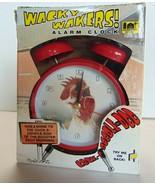Wacky Wakers Farm ROOSTER - Alarm Clock - New - $40.46