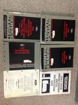 1995 Ford ECONOLINE VAN E Service Repair Shop Manual Set FACTORY 6 VOL D... - $218.91