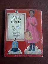 American Girl: Addy's Paper Dolls; Pleasant Com... - $21.43