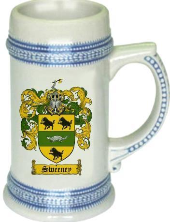 Sweeney coat of arms