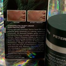 NIB Peter Thomas Roth GREEN RELEAF Therapeutic Sleep Cream 2% Retinoid RV$65 image 6