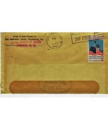 U. S. - 5 Stamped Envelop Canceled 1967 - $1.45