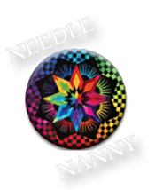 Circle Of Life Needle Nanny needle minder cross... - $12.00