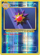 Starmie 31/108 Rare Reverse Holo XY Evolutions Pokemon Card - $1.39