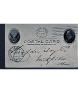 U.S.1 cent Post card 1902 McKinley (1843-1901) - $3.90