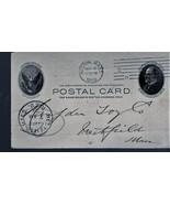 U.S.1 cent Post card 1902 McKinley (1843-1901) - $3.00