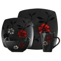 Gibson 16 pc. Evening Blossom Dinnerware Set - $124.99