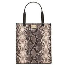 Kate Spade Millenium Park Pacey Python Tote Handbag Purse Bag - $177.29