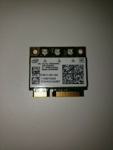 Intel Centrino Ultimate-N 633ANHMW 6300 WiFi WLAN Half Mini Card 450Mb - $14.85