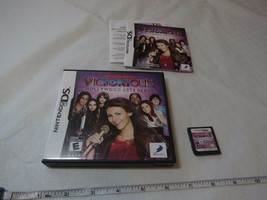 Victorious: Hollywood Artes Debut (Nintendo DS, 2011) Nickelodeon Everyone Nds - $9.61