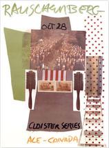 1980 Robert Rauschenberg Cloister Series, Ace Gallery, Canada Poster - $448.80